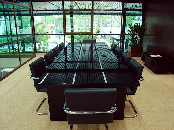 Hangar Tucson - Sala de Reunião