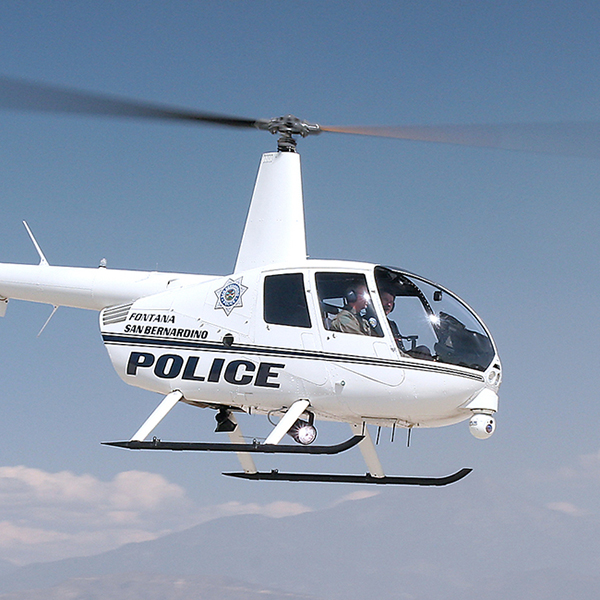 <strong>R44 POLICECOPTER</strong>