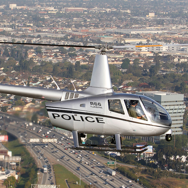 <strong>R66 POLICECOPTER</strong>